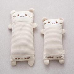 2018新款针织棉卡通全荞麦枕头枕芯 小熊25*40cm/个