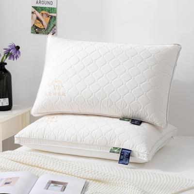 2020新款枕芯 大象乳胶功能枕头-48*74cm/个 大象乳胶功能枕