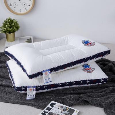 2020新品枕芯 全棉立体盾牌枕头-48*74cm/个 立体盾牌枕头