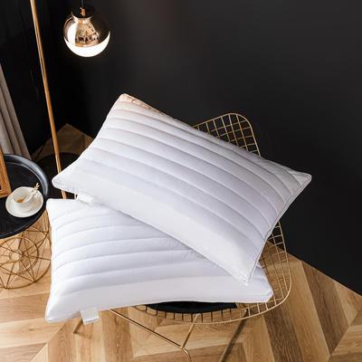 2020新款枕芯 全棉立体六道荞麦枕头-48*74cm/个 六道荞麦枕头