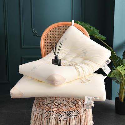 2020新款枕芯 板蓝根防感定型枕头-48*74cm/个 板蓝根防感定型枕头