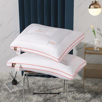 2021新款 洋甘菊抗菌双用枕头枕芯48*74cm/个 洋甘菊抗菌双用红