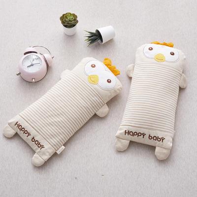 2021新款针织棉卡通全荞麦枕头枕芯 小号小鸡