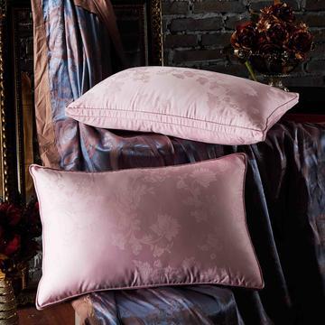晋瑞羽绒家纺尊爵羽绒枕芯正品喜来登星级酒店羽绒枕芯100%白鹅绒枕头单人全棉成人特价