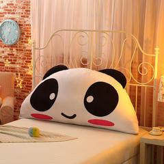 新款可爱卡通床头靠枕抱枕毛绒玩具 1.2m 萌太猫