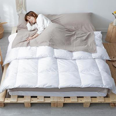 2019新款全棉色织水洗棉旅行睡袋 小卡细条(120*210)