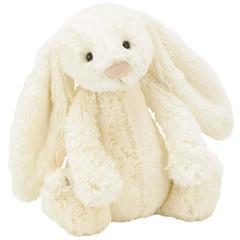 玩具邦尼兔 米白