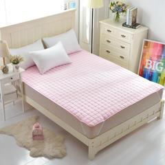 磨毛水洗床垫1cm厚  (特价清仓) 0.9*200 粉红(特价清仓)