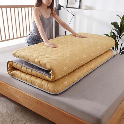 2019新款-大床针织布 0.9*2.0 米驼