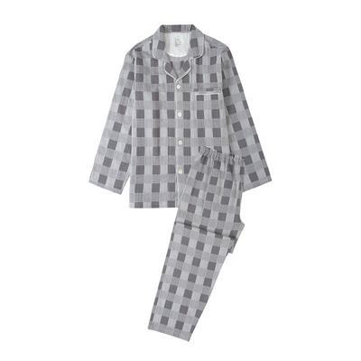2021新款-星空格 长袖长裤系列 L码 星空格-灰