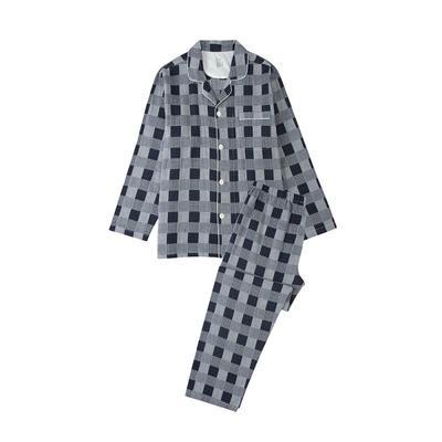 2021新款-星空格 长袖长裤系列 M码 星空格-蓝