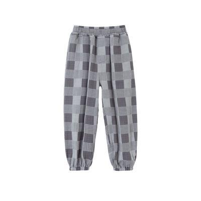 2021新款-儿童防蚊裤 110 灰色