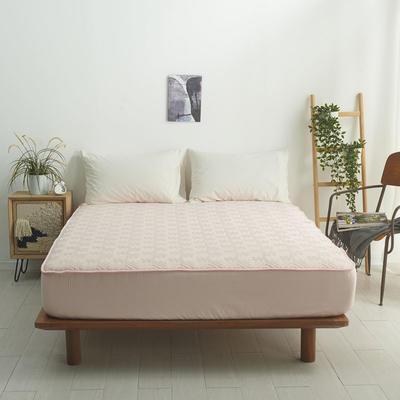 2021新款-夹棉床笠-6色 1.2*2.0+32 玉色