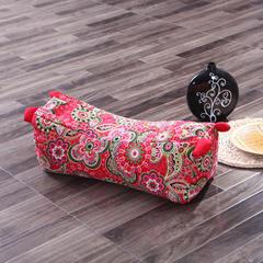 老虎枕(小号45*15*15) 西瓜红