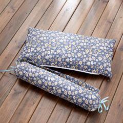全棉二合一组合枕 点缀