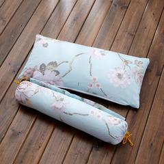 全棉二合一组合枕 水墨