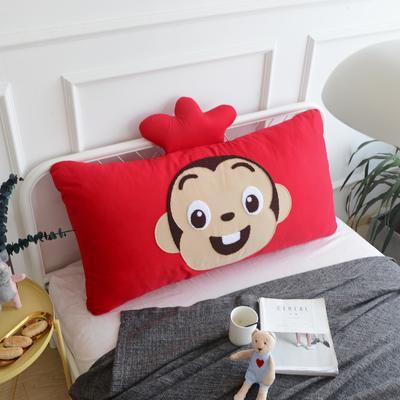 卡通异型靠背新品 长1.1米,高度0.6米 萌猴