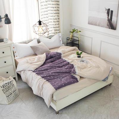 彩棉艺术冬被 200*230 彩棉艺术冬被