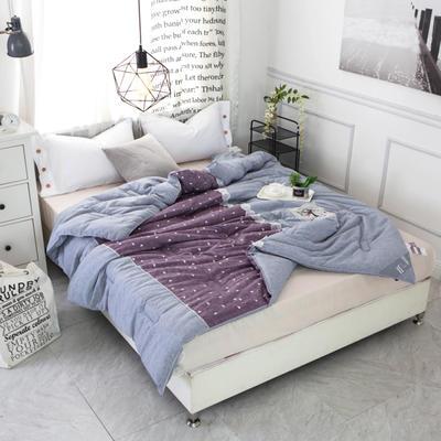彩棉艺术冬被 200*230 彩棉艺术冬被 (2)