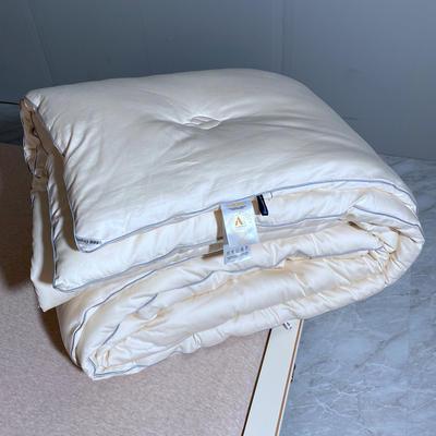 A类大豆纤维被薄空调被保暖被子冬被纯棉春秋被芯四季通用 200x230cm春秋被5.6斤 A类大豆被-班纳