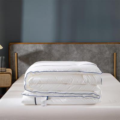 抗菌-被子五星级酒店保暖四季冬季被芯加厚双人单人棉被褥 200X230cm冬被7.5斤 新西里