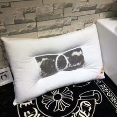 成人决明子雪绒枕芯 白色48*74
