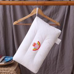 儿童水洗枕(蓝+红枕芯专业拍摄图30*50) 彩虹