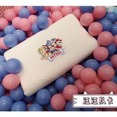 2018爆款儿童乳胶枕(44×24*6cm) 汪汪队