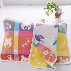 儿童枕巾(40*60)/对 蜜蜂熊