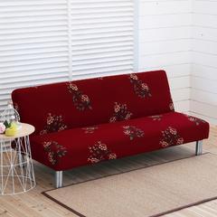 无扶手沙发套系列 160cm-190cm沙发 勿忘我