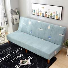 2018新款-沙发床套椅套 椅套通用40-60 休闲时光