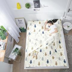 2018新款隔脏睡袋 陪伴180*210