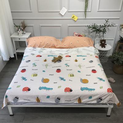 2020纯棉隔脏睡袋新品 昆虫160*200cm