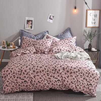 2019新款全棉床单款四件套 1.2m床单款三件套 野格