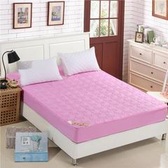 全棉床笠系列 150cmx200cm 粉色