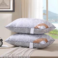 特价枕芯礼品枕系列-五色枕芯 灰色(45x74cm)