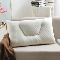 灯芯绒系列 针织保健枕
