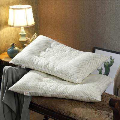 珍珠棉定型枕 珍珠棉保健枕-米色
