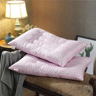 珍珠棉定型枕 珍珠棉保健枕-碎花