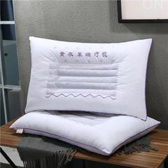 2018新款-薰衣草磁疗枕 (48*74cm) 薰衣草磁疗枕