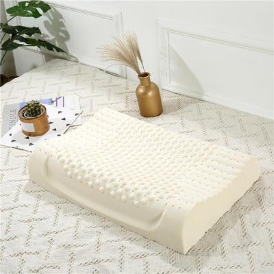 2018新款-颗粒乳胶枕(40x60cm/只) 颗粒乳胶枕