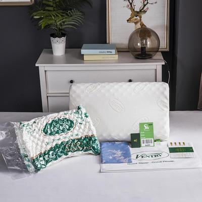 2018新款-狼牙乳胶枕(38x60cm/只) 狼牙乳胶枕
