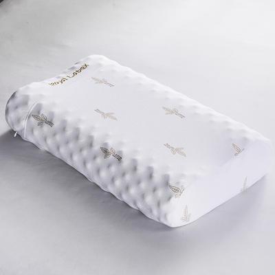 2018新款-皇家乳胶枕(37x58cm/只) 皇家乳胶枕