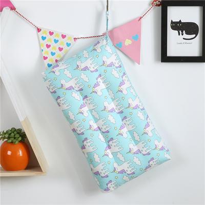 2019新款-全棉卡通枕(30x50) 小马