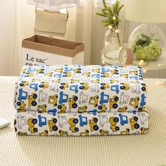 儿童乳胶枕(50*30cm) 小汽车