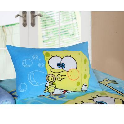 卡通枕套 45*72cm/只 海绵泡泡珊瑚绒