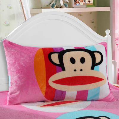 卡通枕套 45*72cm/只 快乐猴