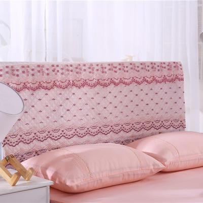 2019新款新款蕾丝床头罩系列-北欧风情 150*50cm 玉色