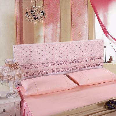 2019新款新款蕾丝床头罩系列-浪漫风情 120*50cm 浪漫风情-玉色