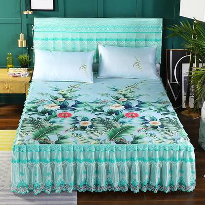 2019新款单床头罩 150*50cm 绿洲花园